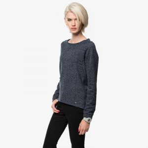 casual styl sweter damski
