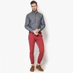 casual styl dżinsy