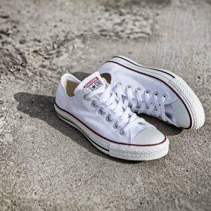 Converse trampki białe